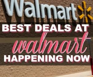 Zip to Walmart for FIVE (5!) FREEbies, THREE (3!) Money Makers and EIGHT (8!) Items Under 57 Cents