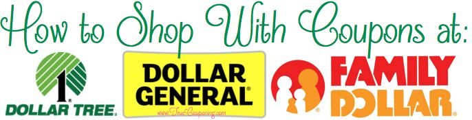 How to Shop at Dollar Stores