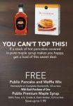 Publix Maple Syrup