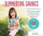Publix Summertime Savings