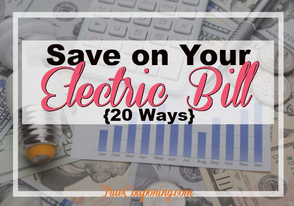 How To Save $40 Per Month On Your Electric Bill! {Without Turning Up the Thermostat!}