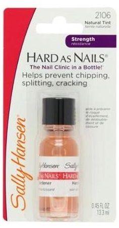Walmart Freebies Sally Hansen Hard As Nails