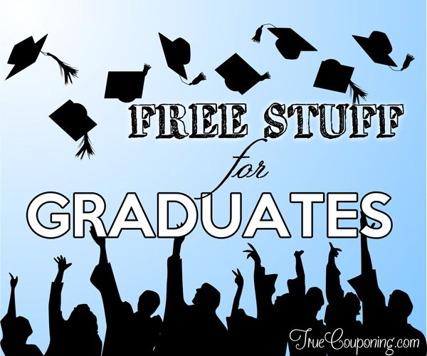 FREEbies for Graduates ~ Congratulations!