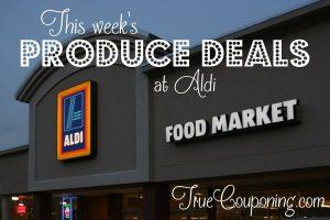 Aldi Produce Deals Ending 2/9