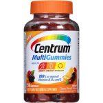 Centrum MultiGummies Multivitamin Multimineral Supplement 150 ct