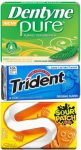 Dentyne Stride Trident