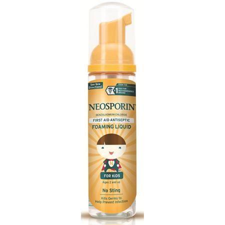 Neosporin Foaming Antiseptic