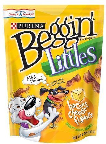 Purina Beggin Littles 6 oz