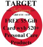 Target Special Q 6-14