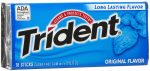 Trident or Dentyne Gum Only $0.33 Each at Walgreens! ~ Ends Saturday!