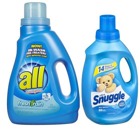 CVS: All Detergent or Snuggle Softener $1.66 Each! ~Ends 8/8!