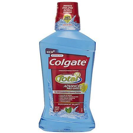Colgate Total Advanced Mouthwash 16.9 oz