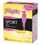Playtex Sport Liners 54 ct
