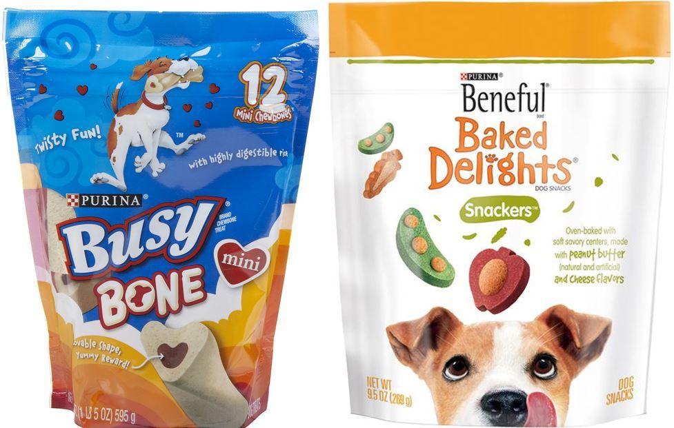 Target Purina Dog Treats Deal