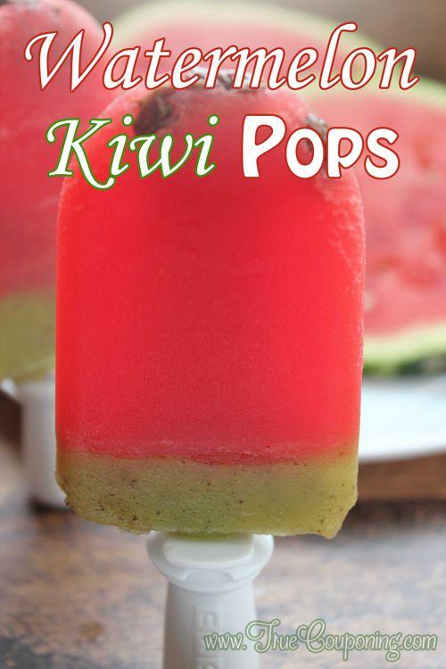 Watermelon-Kiwi-Pops