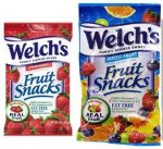 Welchs Fruit Snack