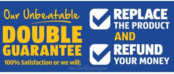 Aldi Double Guarantee