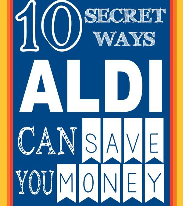 Aldi Has LOW PRICES! Here's How To Make Them Even LOWER!