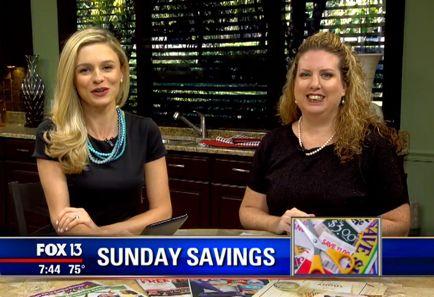 Watch us on Sunday Mornings on Fox!