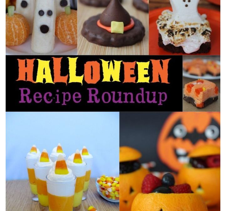 "QUICK and EASY ""Spooktacular"" Treats to Serve at Your Halloween Bash!"