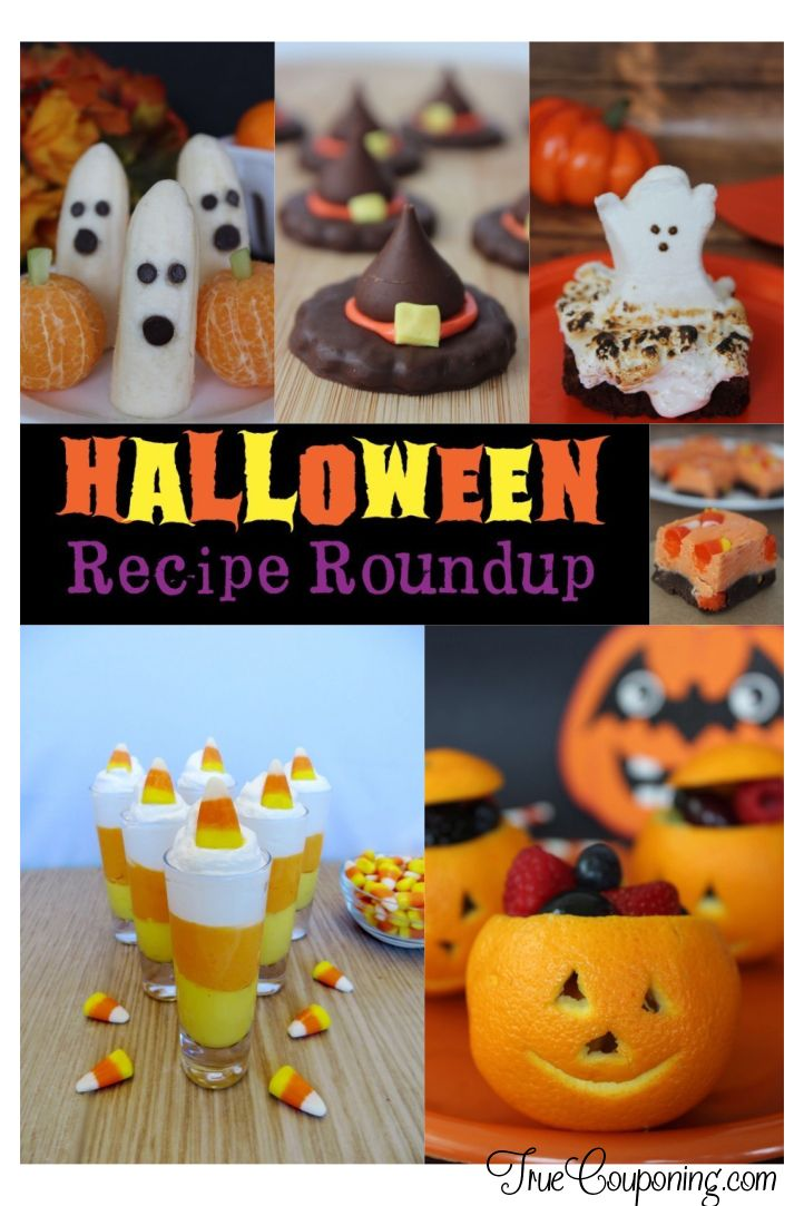Halloween Recipe Roundup
