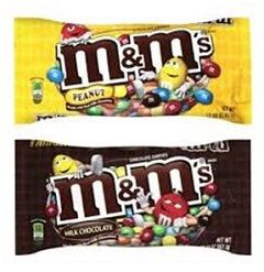 M and M coupon