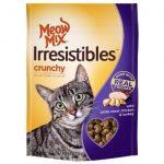 Meow Mix Irresistibles Cat Treats 2.5 oz