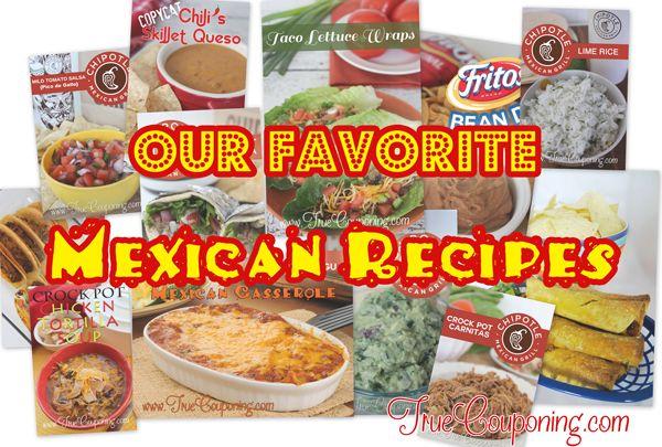 My Favorite Mexican Recipes for Cinco de Mayo