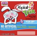 Yoplait Trix Kids Yogurt 4 pks