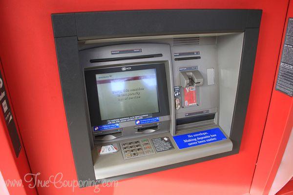 ATM Credit Report