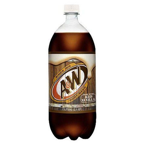 A&W 2 Liter