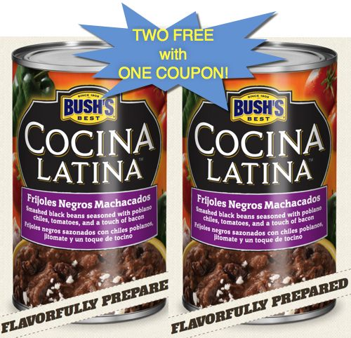 Hot Deal Fox Aired Today! {TWO FREE Cans of Bush's Best Beans!}