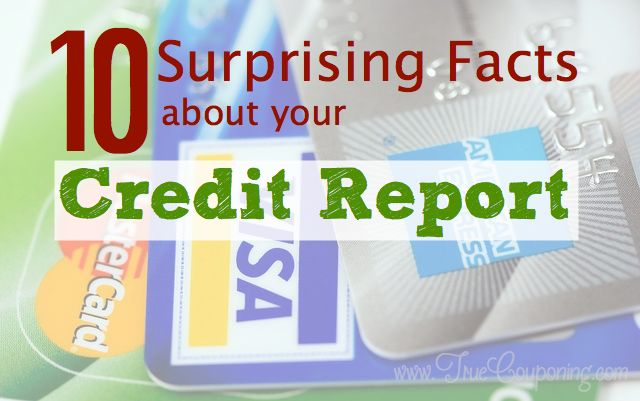 Credit Report Surprises