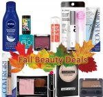 Fall Beauty Deals