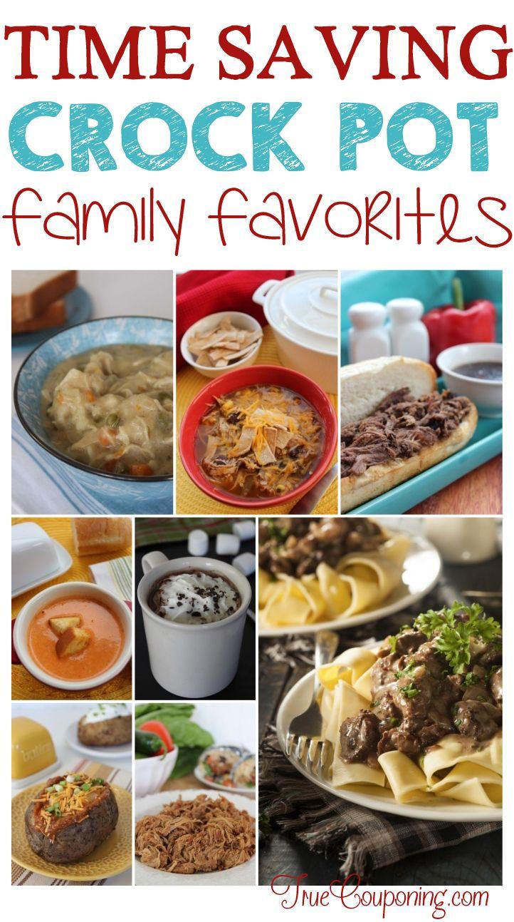 Favorite Crock Pot Recipes