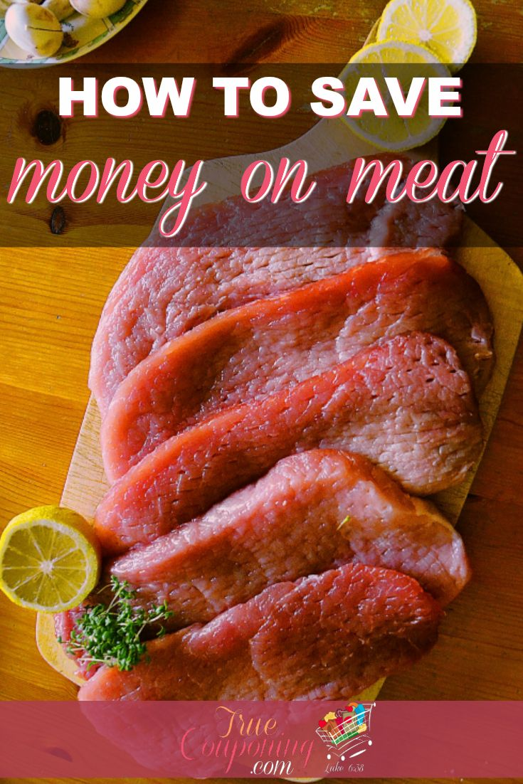 How to Save Money on Meat! | Learn how to save money when buying meat!