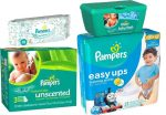 Pampers Diaper & Wipe Deal