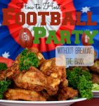 Super Bowl Football Party