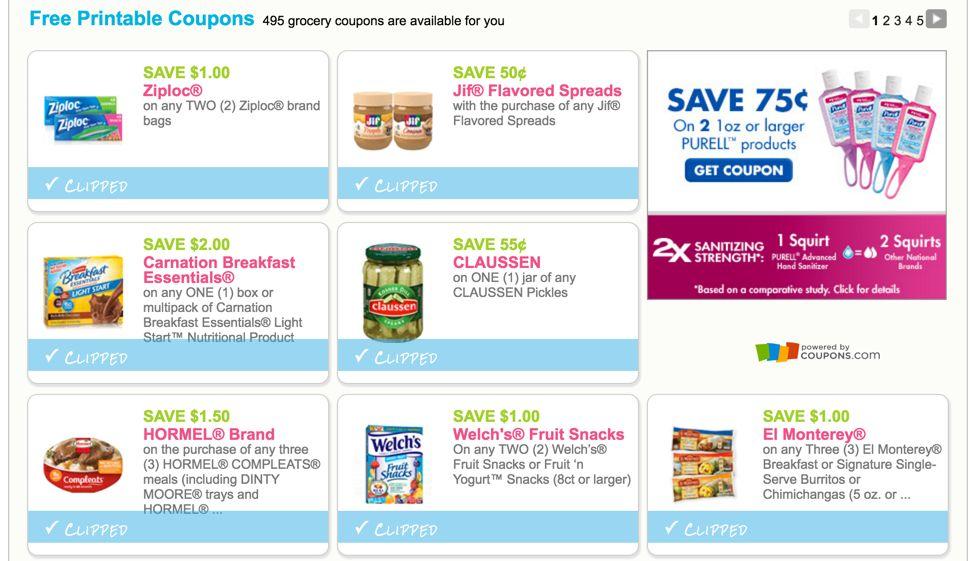Clicknprint coupons