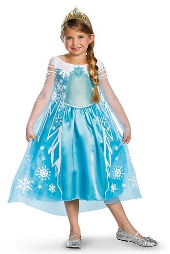 Disney Frozen Elsa Costume 4-6x just $9.97, Shipped FREE