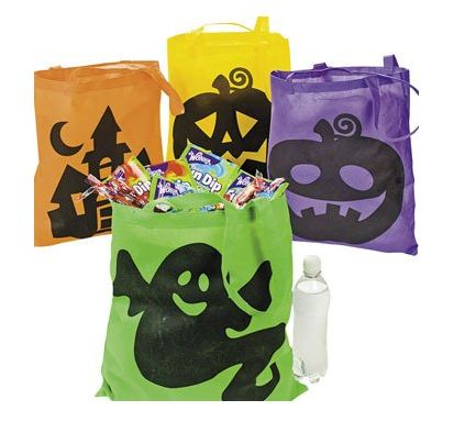 Halloween Trick or Treat Bags Set of 4 just $11.95, Ships FREE
