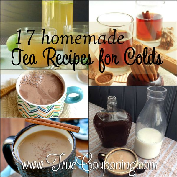 Allergies Got You Down? Try One of These Homemade Tea Recipes!