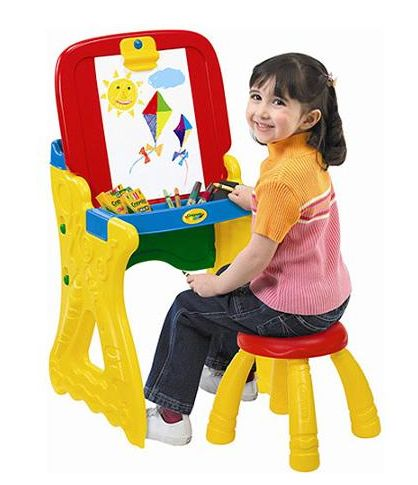 Crayola Play 'n Fold 2-in-1 Art Studio only $21.97! {Reg Price $39.97}