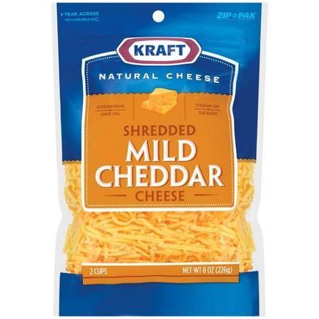 Kraft Shredded Cheese 8 oz