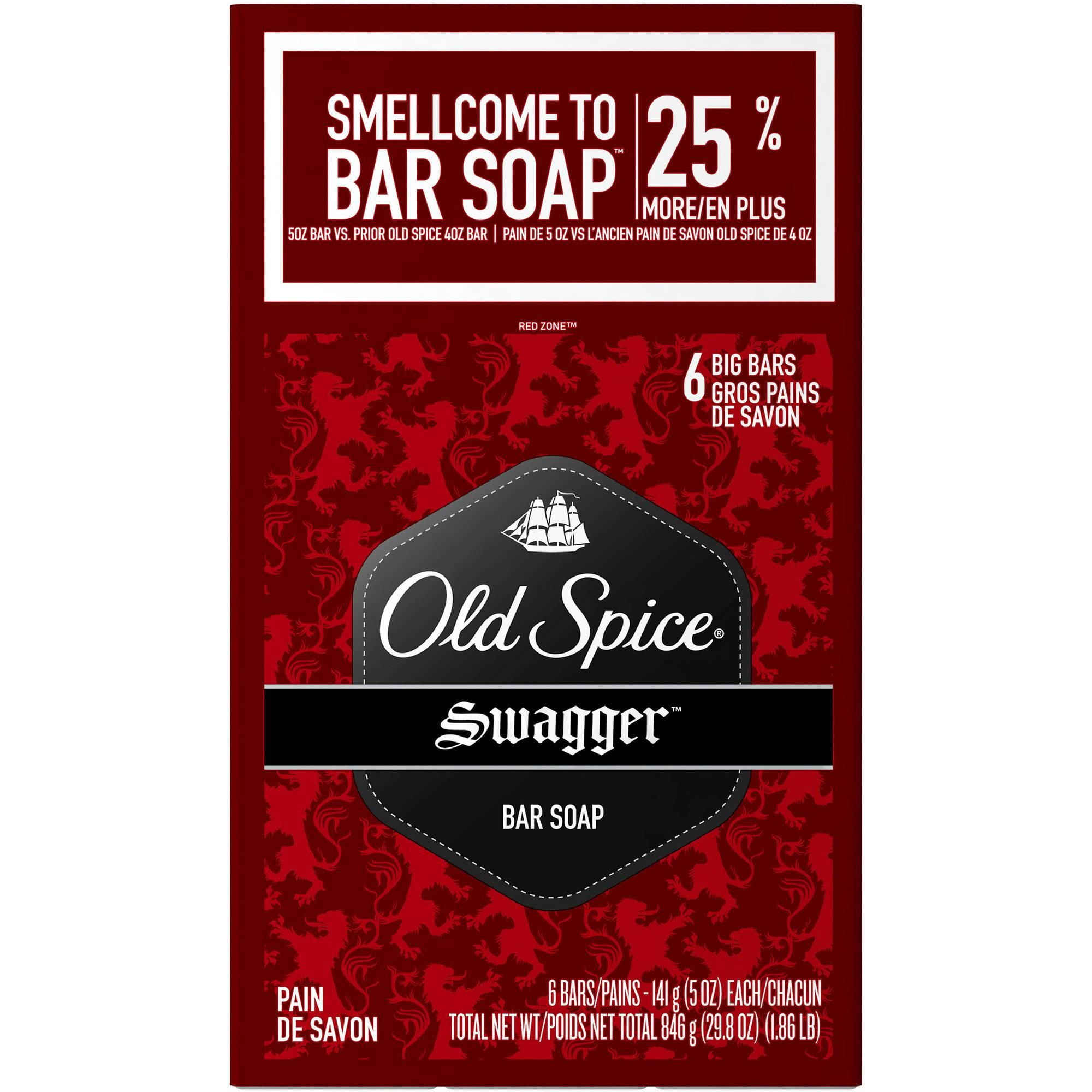 Old Spice Bar Soap