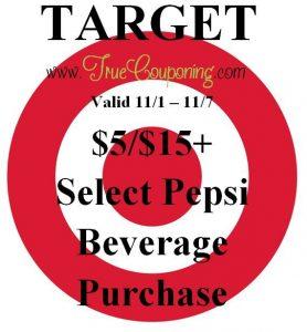 Target Q 11-1 Beverage
