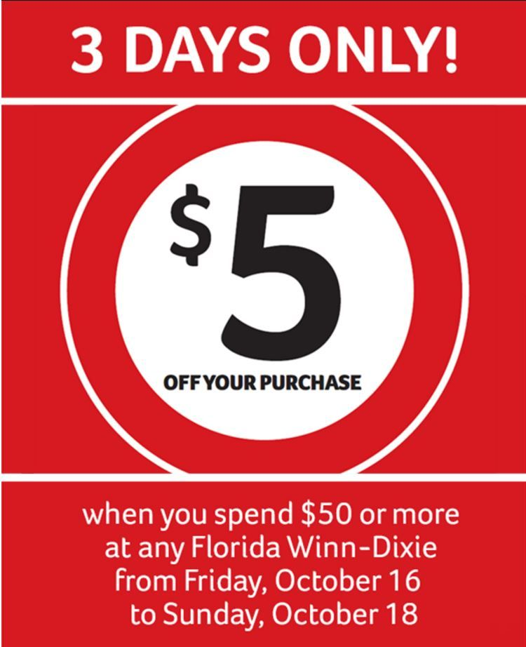 WD $5 Off