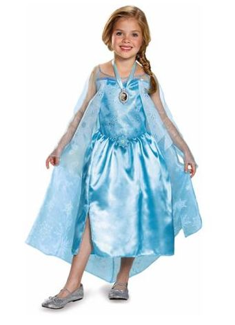 Disney Frozen Elsa Costume only $6.99! {Reg Price $15}