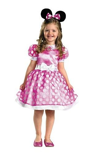 Disney Minnie Mouse Toddler Costume just $10.70! {Reg Price $29.99}