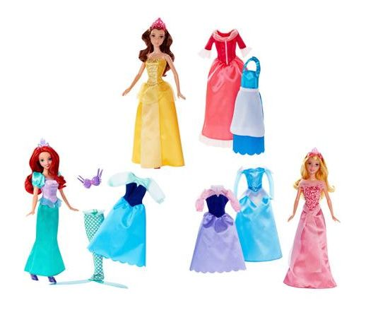 Disney Princess Doll Set only $19! {Reg $39.97}
